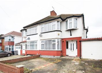 Thumbnail 3 bed semi-detached house for sale in Waltham Avenue, London