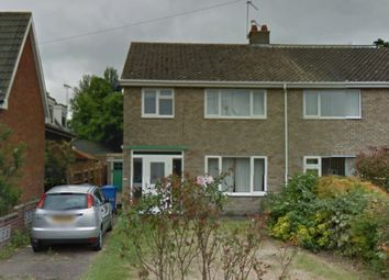 Thumbnail 6 bed detached house to rent in Fieldview, Norwich