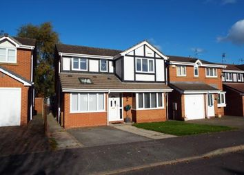 Thumbnail 4 bed detached house for sale in Bluebell Close, Hucknall, Nottingham, Nottinghamshire