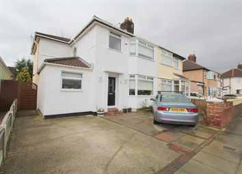 3 bed semi-detached house for sale in Walsingham Road, Liverpool L16