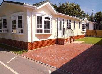 Thumbnail 2 bed mobile/park home for sale in Lo1019, Stoborough, Wareham, Dorset