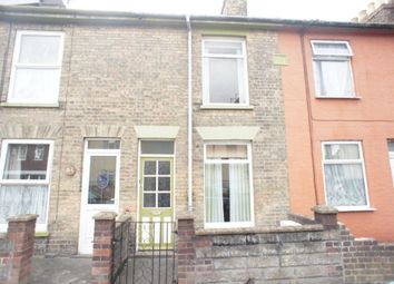 Thumbnail 3 bed terraced house for sale in Stanley Street, Lowestoft