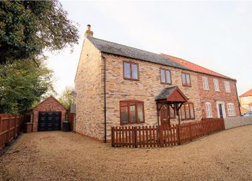 Thumbnail 4 bed semi-detached house for sale in Holt Farm Paddock, Swinderby