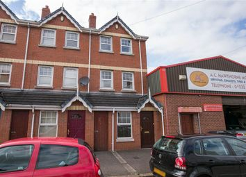 Thumbnail 4 bedroom town house for sale in Great Northern Street, Belfast