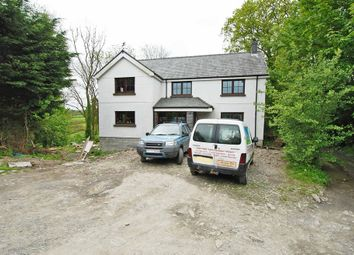 Thumbnail 4 bed country house for sale in Ystrad Aeron, Felinfach, Lampeter, Ceredigion