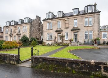 Thumbnail 2 bedroom flat for sale in Manor Crescent, Gourock