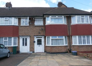 Thumbnail 3 bed terraced house to rent in Kingsbridge Road, Morden