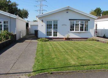 Thumbnail 2 bed detached bungalow to rent in Glynbridge Gardens, Bridgend, Bridgend.