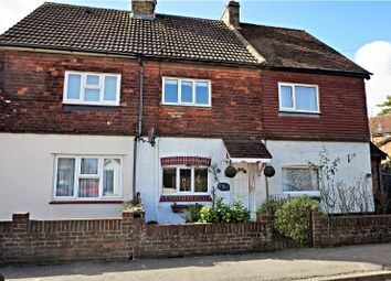 Thumbnail 2 bed terraced house for sale in London Road, Dunton Green
