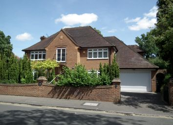 Thumbnail 5 bed detached house to rent in Burwood Park Road, Walton On Thames, Surrey