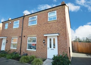 Thumbnail 3 bed semi-detached house for sale in Griffins Lane, Dickens Heath, Shirley, Solihull