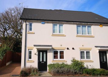 Thumbnail 2 bed semi-detached house to rent in Rosen Crescent, Hutton, Brentwood