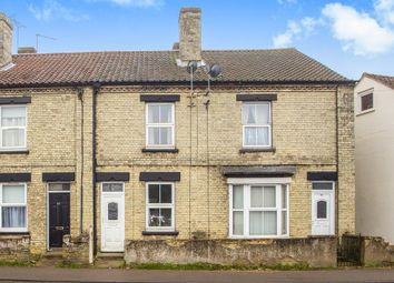 Thumbnail 2 bedroom terraced house for sale in London Street, Swaffham