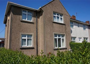 Thumbnail 3 bed end terrace house for sale in North Avenue, Kenfig Hill, Bridgend