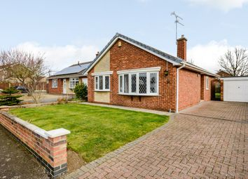 Thumbnail 3 bed detached house for sale in Boscombe Close, Lincoln, Lincolnshire