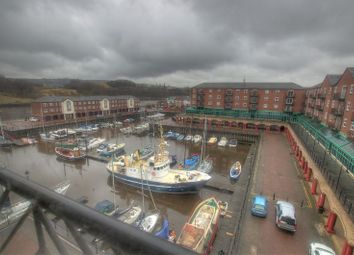 Thumbnail 2 bed flat to rent in The Moorings, St. Lawrence Road, Newcastle Upon Tyne