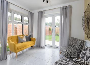 Thumbnail 2 bed end terrace house for sale in Evabourne, Peters Village, Wouldham, Rochester, Kent