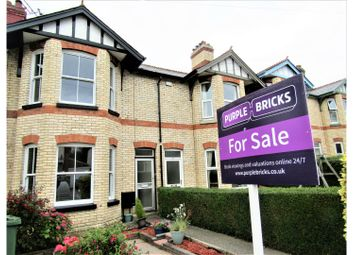 Thumbnail 3 bed terraced house for sale in Garston Avenue, Newton Abbot