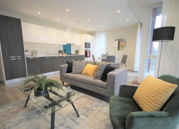 Thumbnail 2 bed flat for sale in Farringdon House, Wood Street, East Grinstead