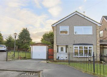 Thumbnail 3 bed detached house for sale in Red Spar Road, Burnley, Lancashire