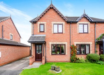 Thumbnail 3 bed semi-detached house for sale in Greenside Park, New Crofton, Wakefield