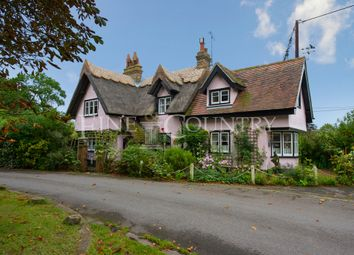 Thumbnail 3 bed cottage for sale in Bullwood Hall Lane, Hockley