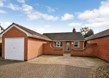 Thumbnail 2 bed bungalow for sale in Granville Road, Wigston, Leicester