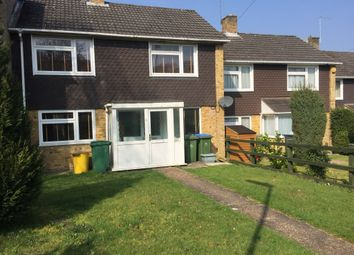 Thumbnail 3 bed terraced house for sale in Meggeson Avenue, Southampton