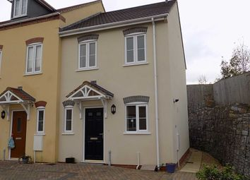 Thumbnail 2 bedroom end terrace house to rent in Mitchell Gardens, Axminster