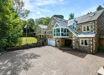 Thumbnail 4 bed detached house for sale in Shaws Lane, Uppermill, Saddleworth, Oldham