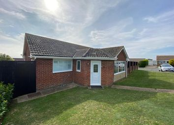 Thumbnail 2 bed detached bungalow for sale in Windsor Close, Bishopstone, Seaford