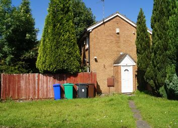 Thumbnail 1 bedroom semi-detached house for sale in Lockhart Close, Manchester