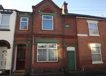 Thumbnail 3 bed terraced house to rent in Lovatt Street, Stafford