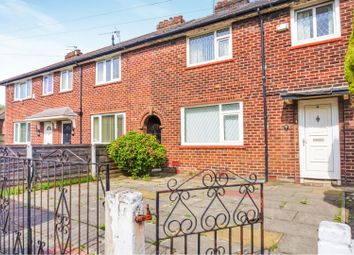 Thumbnail 3 bedroom terraced house for sale in Lindeth Avenue, Manchester