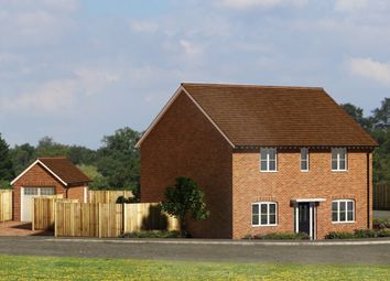 Thumbnail 4 bed detached house for sale in Grateley, Andover