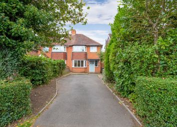 Thumbnail 3 bed semi-detached house for sale in Widney Road, Bentley Heath, Solihull