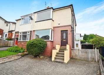 Thumbnail 3 bed semi-detached house for sale in Benton Park Drive, Rawdon, Leeds