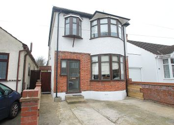 Thumbnail 3 bedroom detached house for sale in Cranham Road, Hornchurch