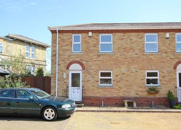 Thumbnail 3 bed end terrace house to rent in Cootes Meadow, St. Ives, Huntingdon
