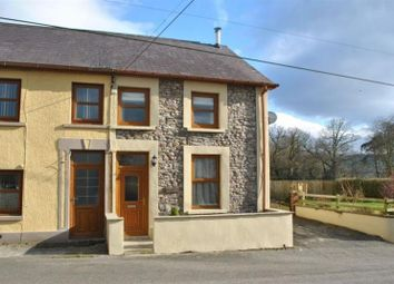 Thumbnail 2 bed property to rent in Cwmifor, Llandeilo