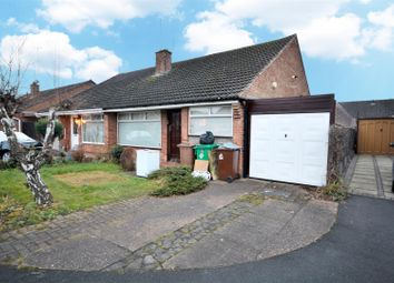 Thumbnail 3 bed semi-detached bungalow for sale in Treyford Close, Silverdale, Nottingham