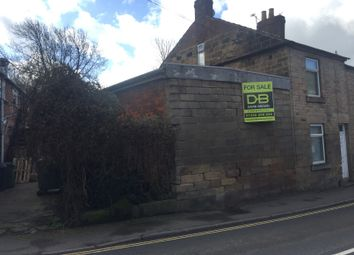 Thumbnail Industrial for sale in High Street, Belper