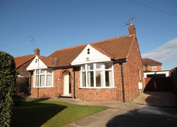 Thumbnail 3 bed detached bungalow for sale in Brandsdale Crescent, York