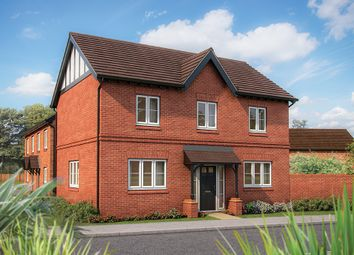 """Thumbnail 3 bed detached house for sale in """"The Chestnut"""" at Warwick Road, Kenilworth"""