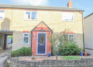 Thumbnail 3 bed semi-detached house for sale in Bell Lane, Syresham