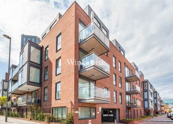 Thumbnail 1 bed flat for sale in Zenith Close, London