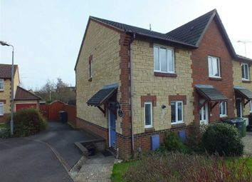 Thumbnail 2 bed end terrace house for sale in Magnolia Rise, Trowbridge, Wiltshire