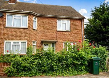 Thumbnail 2 bed flat for sale in Austen Close, Greenhithe