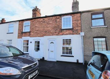 Thumbnail 2 bed terraced house for sale in Upper Long Leys Road, Uphill, Lincoln