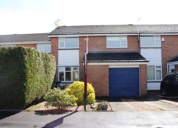 Thumbnail 3 bed terraced house for sale in Fulmar Drive, Offerton, Stockport, Cheshire